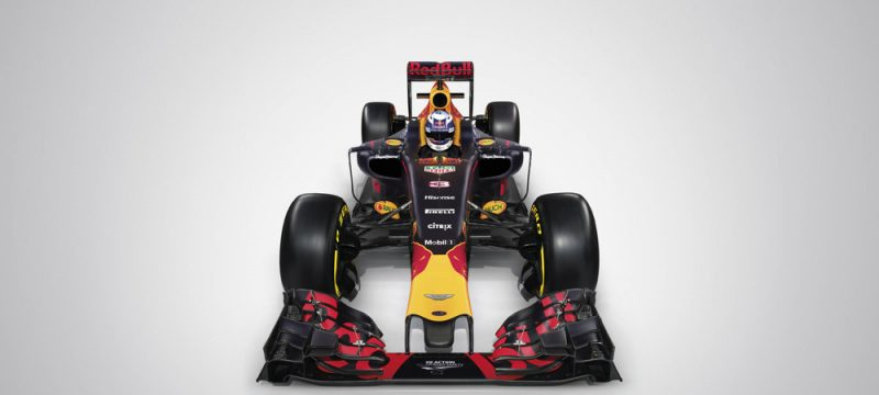 F1 2017 – Red Bull Racing Official Car Launch RB13