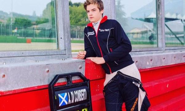 Lanan Racing signs Aaron Di Comberti for 2017 British Formula 3