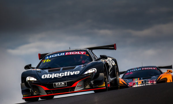 Top five finish for 650S GT3 in 2017 Bathurst 12 hour after heroic comeback drive3