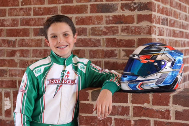 TYLER MAXSON JOINS SPEED CONCEPTS RACING