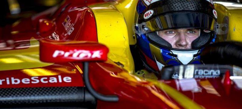 Gustav Malja to join Racing Engineering in 2017