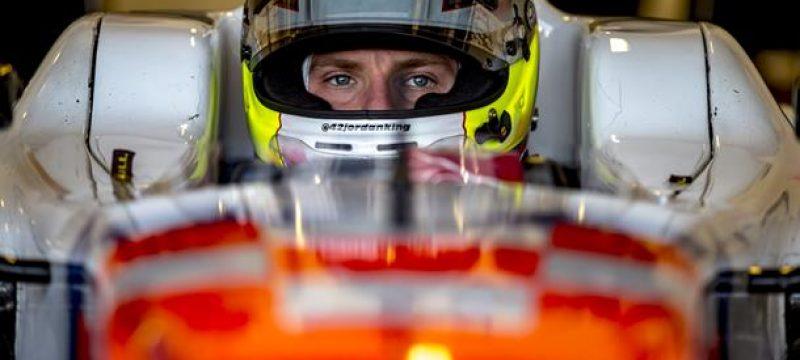 King joins MP Motorsport