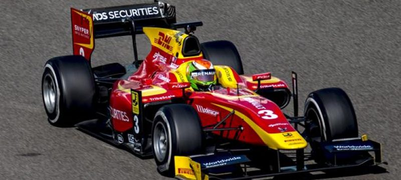 Louis Delétraz completes Racing Engineering's 2017 driver line-up