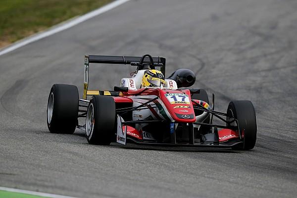 Prema retains Mercedes DTM reserve Gunther for 2017 F3 season