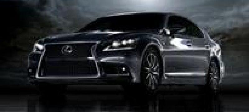2017 Lexus LS: V8 Flagship Luxury