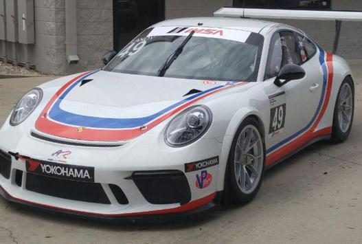 Alex Job Racing to Field Sebastian Landy in IMSA Porsche Cup