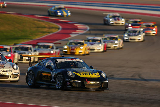 Circuit of The Americas Completes 2017 Schedule For Porsche GT3 Cup Challenge USA By Yokohama