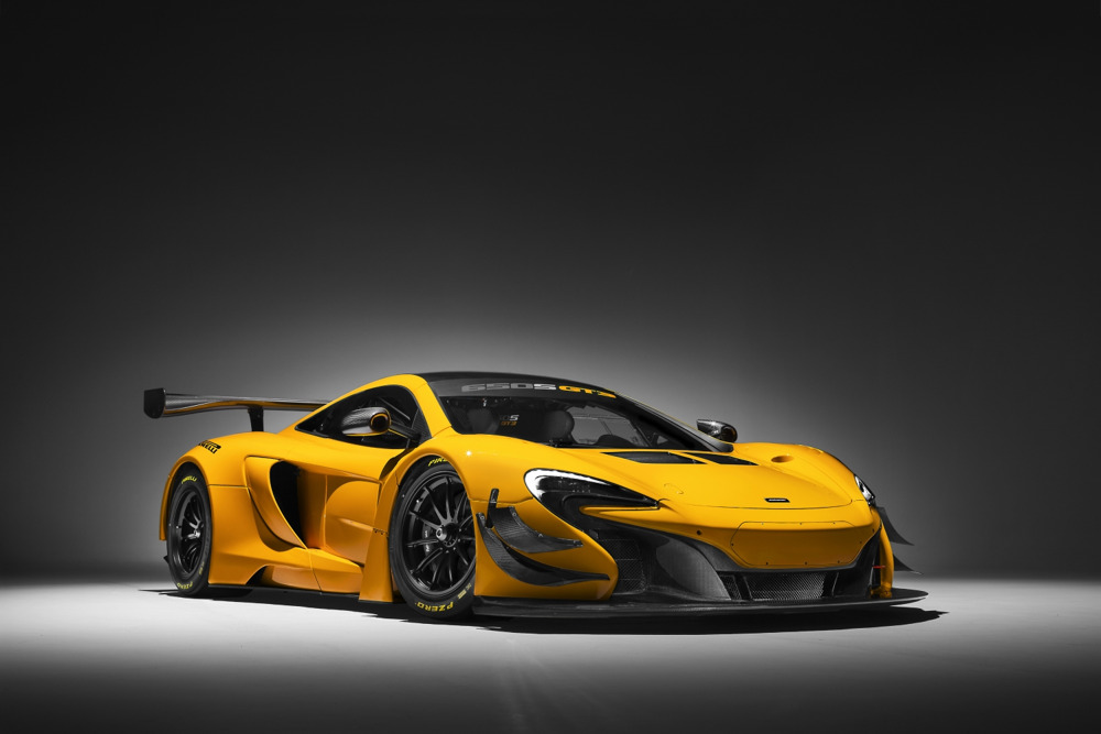 McLAREN INCREASES FACTORY DRIVER STABLE AS BLANCPAIN GT PLANS COME TOGETHER reduced