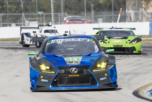 Mobil 1 Twelve Hours of Sebring Fueled By Fresh From Florida To Feature 46-Car IMSA WeatherTech SportsCar Championship Field