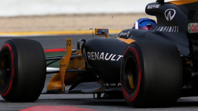 Renault Engine fixes will be in place before Australia