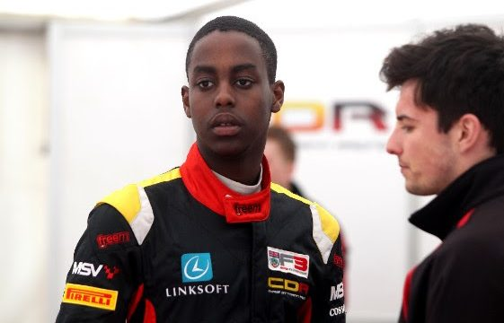 Wahome returns to Chris Dittmann Racing for second British F3 campaign