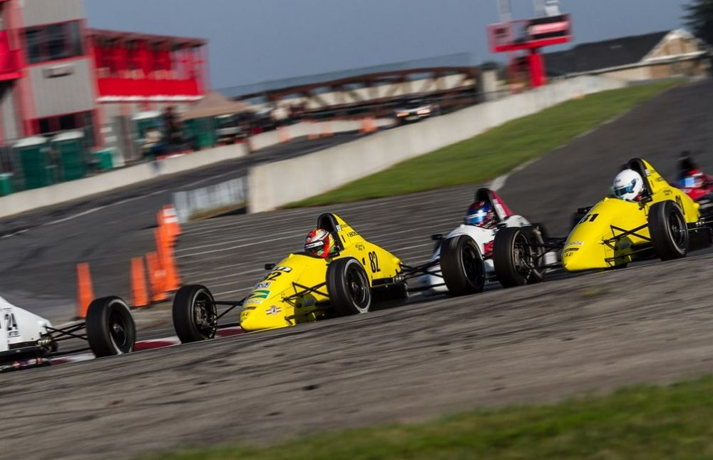 Atlantic, F2000, F1600 Registrations Trend Up for New Season