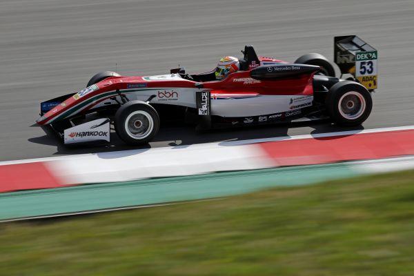 FIA Formula 3 European Championship 2017, Test Spielberg (AUT)