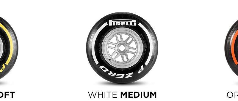 Pirelli confirm compounds for Spain through Azerbaijan