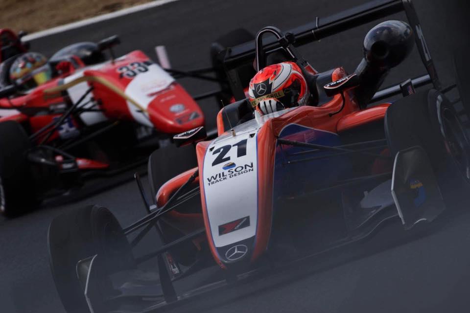 Bruno Carneiro Motorsports Round 1,2 and 3 2017 Japan F3 Championship
