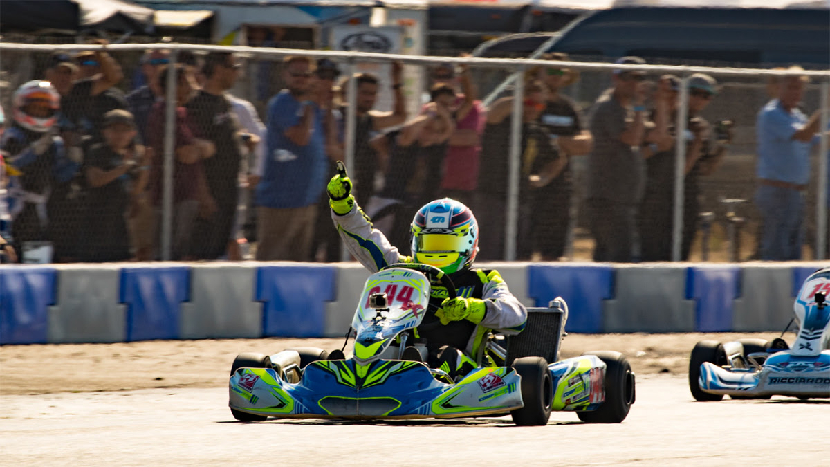 P1 ENGINES BRINGS HOME TWO VICTORIES IN SANTA MARIA - KNW