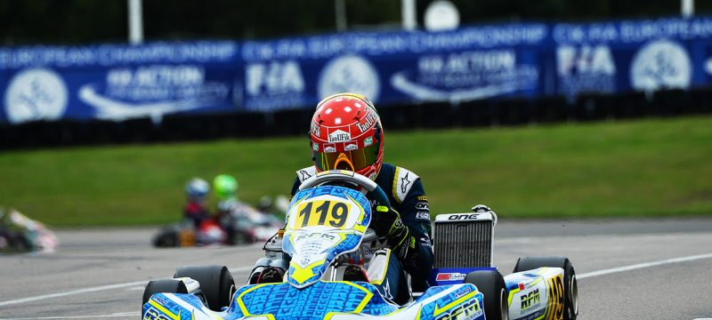 CIK-FIA EUROPEAN CHAMPIONSHIPS OK – OKJ – KZ – KZ2 THE NEW EUROPEAN CHAMPIONS ON MOTORS.TV