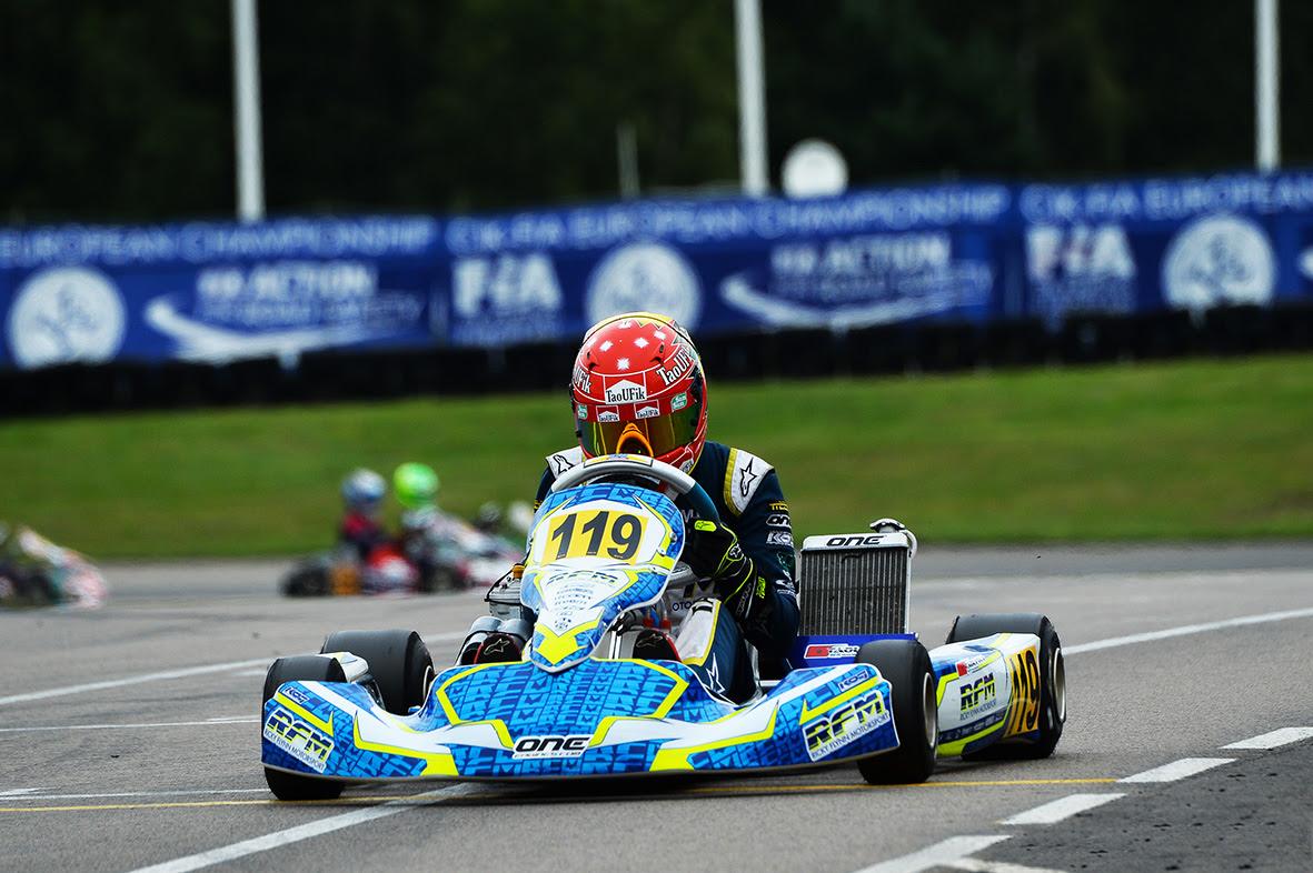 CIK-FIA EUROPEAN CHAMPIONSHIPS OK – OKJ – KZ – KZ2: THE NEW EUROPEAN CHAMPIONS ON MOTORS.TV
