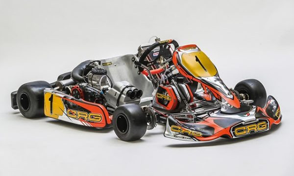 CRG, THE NEW 2018 RACING CHASSIS RANGE