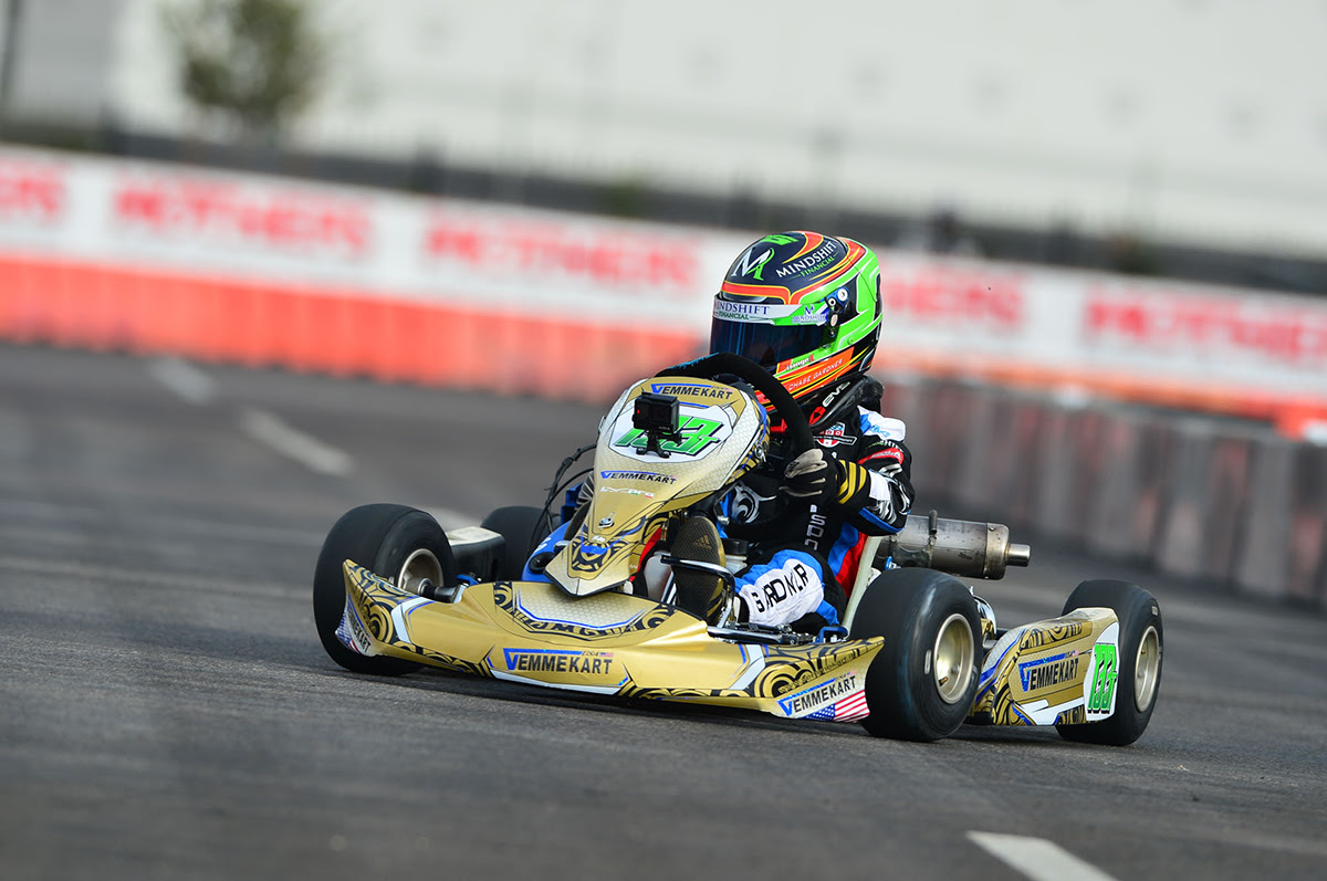 VEMMEKART USA SET TO COMPETE AT WKA MANUFACTURERS CUP IN DAYTONA