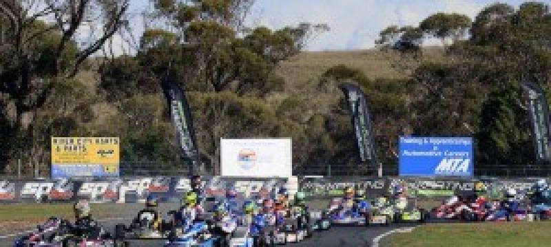 KARTING TO KICK OFF SA MOTORSPORT DOUBLE HEADER IN 2018