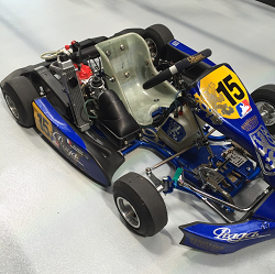 Rotax Mini Max configuration upgraded for 2018