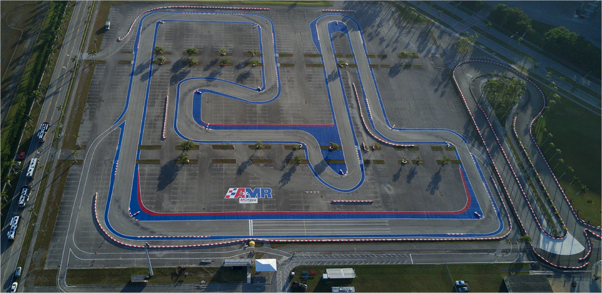 EFFINION AND AMR HOMESTEAD-MIAMI MOTORPLEX FINISH FIRST!