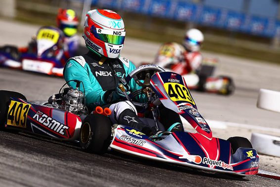 NF Piquet Sports is set to start their 2018 season in Florida (Photo courtesy of NF Piquet Sports)