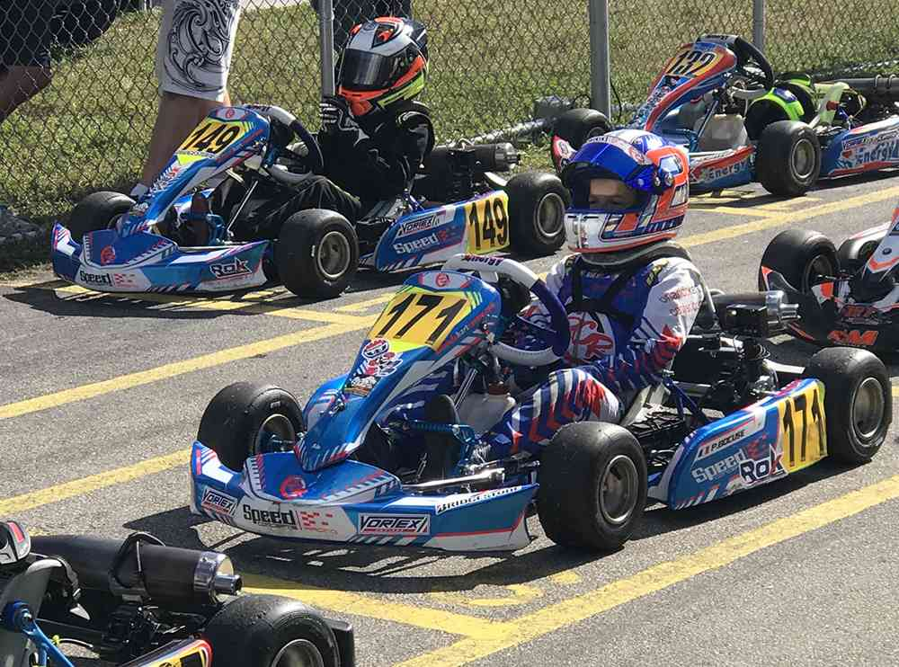 SEVEN SPEED CONCEPTS RACING DRIVERS WILL KICK OFF SEASON AT SKUSA WINTER SERIES