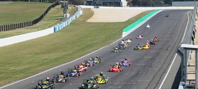 Musical Chairs Off Season for Vic Superkarters