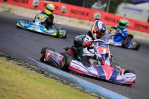 WOOLSTON, MOORE AND ROGERS LEAD THE WAY IN MELBOURNE