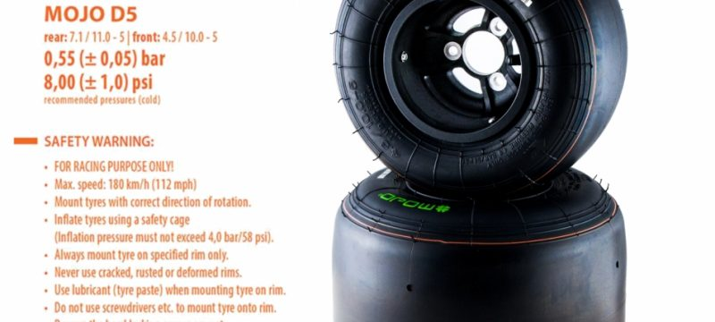 Kart racing tyres: Fact, fiction and our point of view…