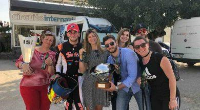 alex irlando wsk 2018 vice champion