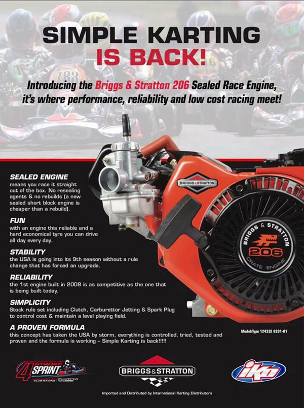 Go-n-Try The Briggs & Stratton 206 - KNW
