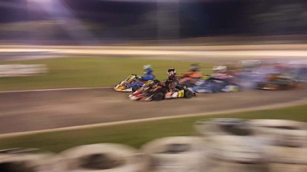 Extras Race At Cairns Club Championship Round