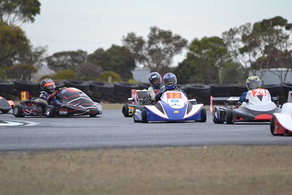 Records Fall at Mallala's Superkart Cup - KNW | KartingNewsWorldwide
