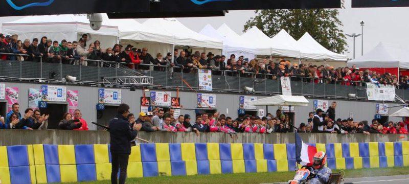 lemans 24 hours of karting 2018
