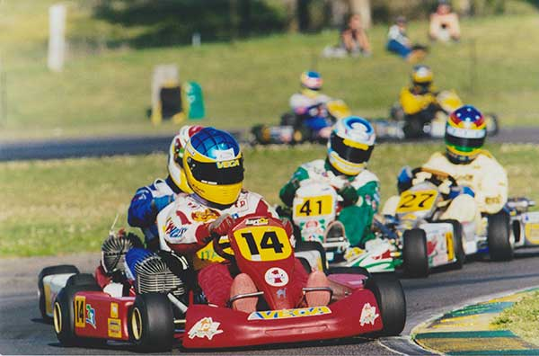Kart Retro – Rediscovering The 100cc Screamers - KNW
