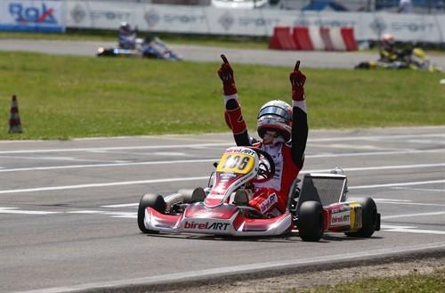 Forè Back to P1 at Italian Championship Round
