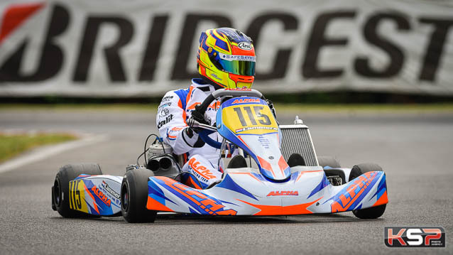 The Alpha Karting dynamic extends internationally