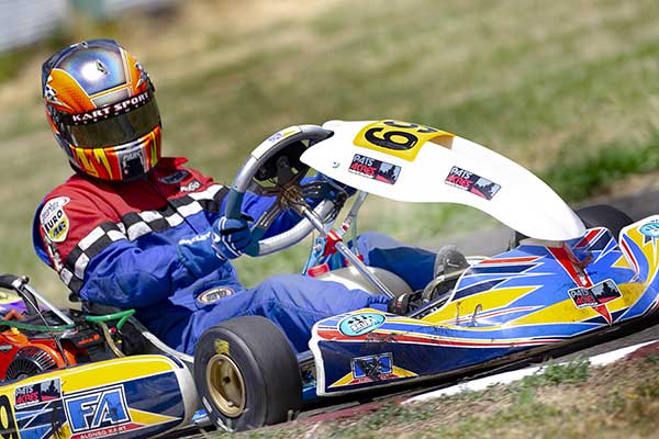 Double-Header Kicks Off Can-Am Karting Challenge