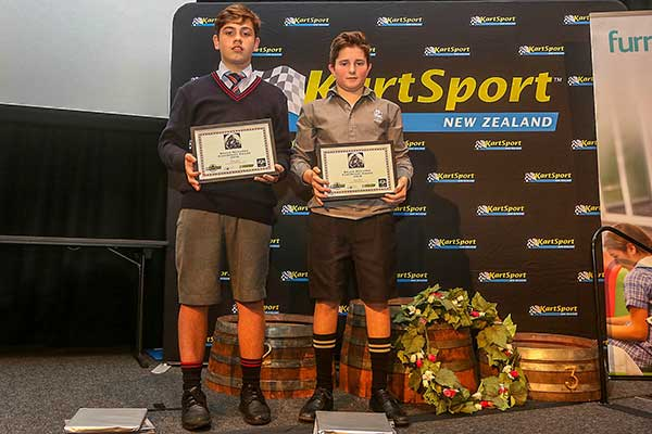 Westlake Boys Claim Maiden Schools Kart Championship