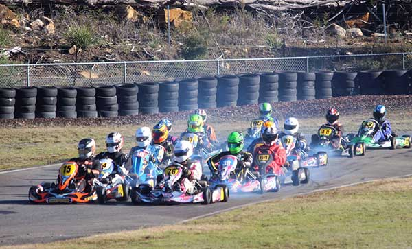 Academy Drivers Capture KA3 Clubman Cup
