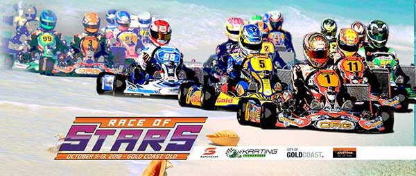 Race of Stars Confirmed For October