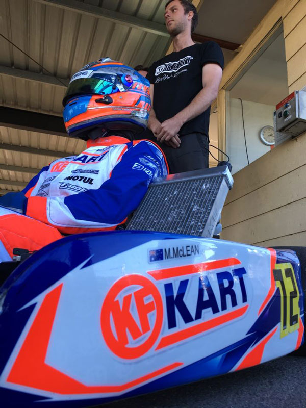 KF Kart's Perfect Score at City of Melbourne