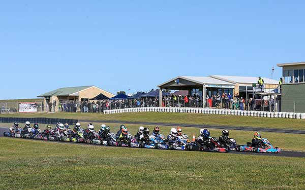 Victorian Country Series, Round 4