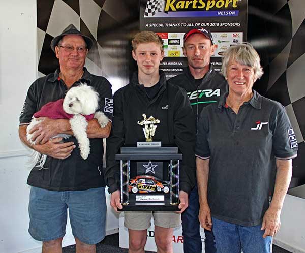 Mitchell A Worthy JR GP Winner