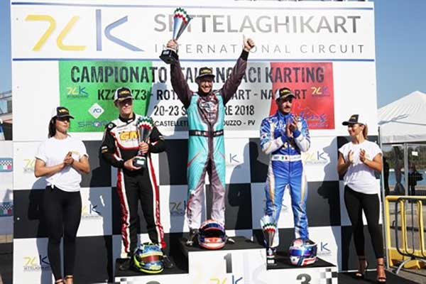 Italian Championship Concludes at Castelletto