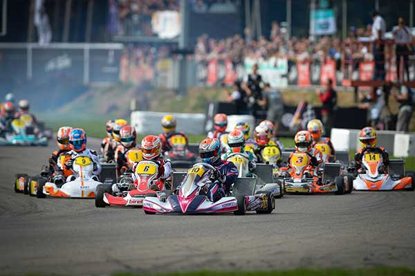 Official Report: KZ, KZ2 & Academy Trophy at Genk