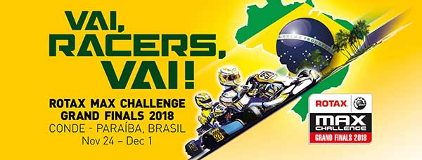 Team Australia Announced for Rotax Grand Finals - KNW